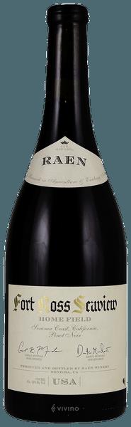 Raen Fort Ross Seaview Home Field Pinot Noir 2018 (750 ml)