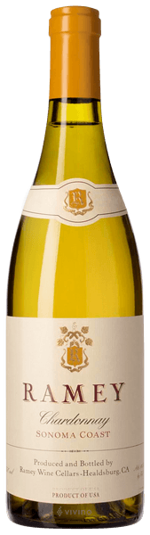 Ramey Chardonnay Sonoma Coast 2018 (750 ml)