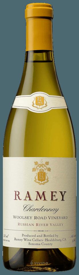 Ramey Chardonnay Woolsey Road Vineyard 2017 (750 ml)