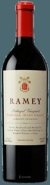 Ramey Wine Cellars Pedregal Vineyard Cabernet Sauvignon 2014 (750 ml)