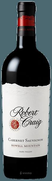 Robert Craig Cabernet Sauvignon Howell Mountain 2016 (750 ml)