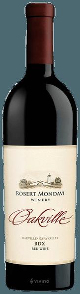 Robert Mondavi Oakville BDX Red Blend 2015 (750 ml)