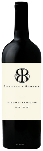 Roberts + Rogers Cabernet Sauvignon 2015 (750 ml)