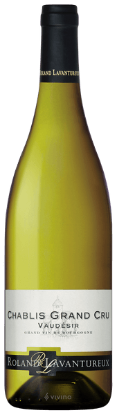 Roland Lavantureux Vaudesir Chablis Grand Cru 2015 (750 ml)