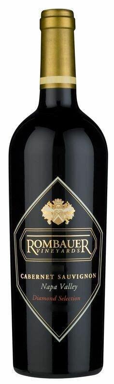 Rombauer Vineyards Cabernet Sauvignon Diamond Selection 2017 (750 ml)