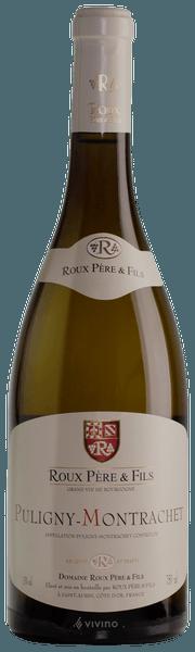 Roux Pere & Fils Puligny-Montrachet 2015 (750 ml)