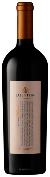 Salentein Finca La Pampa Single Vineyard Malbec 2015 (750 ml)