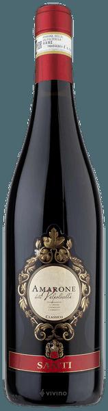 Santi Amarone della Valpolicella 2015 (750 ml)