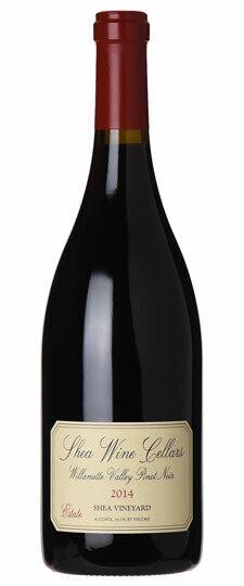 Shea Wine Cellars Pinot Noir Estate 2017 (750 ml)