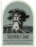 Silver Oak Cellars Cabernet Sauvignon Alexander Valley 2017 (750 ml)
