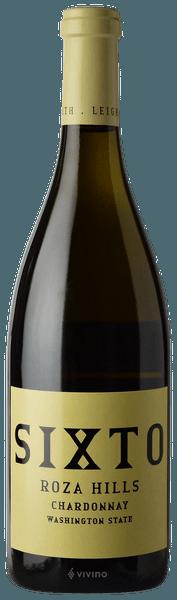 Sixto Roza Hills Chardonnay 2017 (750 ml)
