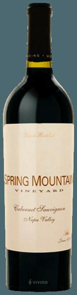 Spring Mountain Vineyard Cabernet Sauvignon 2016 (750 ml)