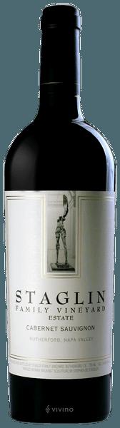 Staglin Estate Cabernet Sauvignon 2016 (750 ml)