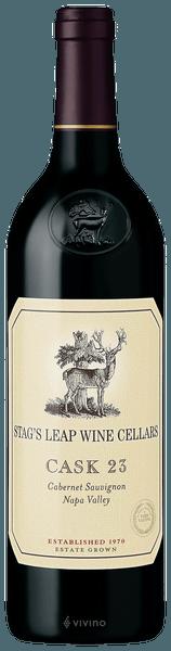 Stag's Leap Wine Cellars Estate Cask 23 Cabernet Sauvignon 2016 (1.5 Liter)