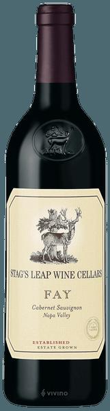 Stag's Leap Wine Cellars Fay Cabernet Sauvignon Napa Valley 2015 (3 Liter)