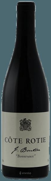 Stephane Vedeau J. Boutin Bonnevaux Cote Rotie 2016 (750 ml)