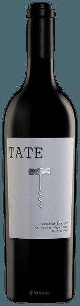 Tate Cabernet Sauvignon Mount Veeder 2018 (750 ml)