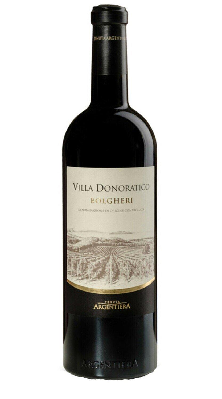 Tenuta Argentiera Villa Donoratico Bolgheri Tuscany 2017 (750 ml)