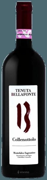 Tenuta Bellafonte Collenottolo Montefalco Sagrantino 2013 (750 ml)