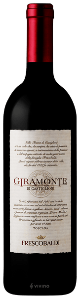 Tenuta Castiglioni Giramonte Toscana 2012 (750 ml)