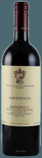 Tenute Cisa Asinari Marchesi di Gresy Martinenga Barbaresco 2017 (750 ml)