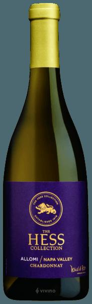 The Hess Collection Allomi Chardonnay 2018 (750 ml)