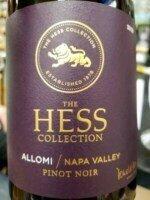 The Hess Collection Allomi Pinot Noir 2019 (750 ml)