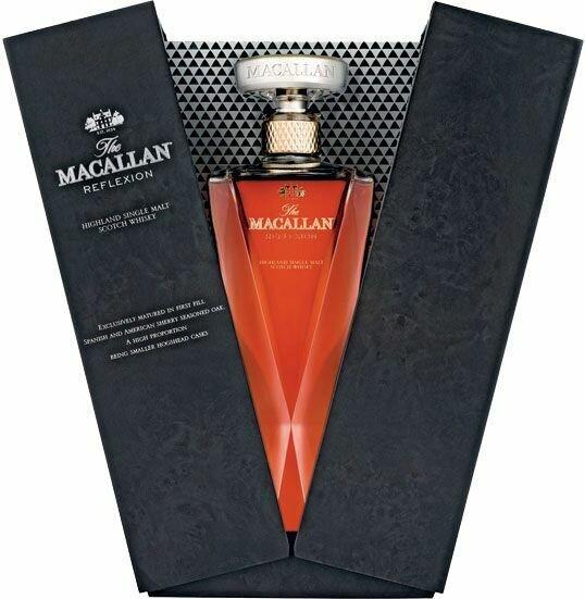 The Macallan Decanter Series Reflexion Single Malt Scotch Whisky Speyside - Highlands (750 ml)