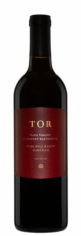TOR Vine Hill Ranch Cabernet Sauvignon Oakville 2018 (750 ml)