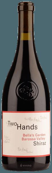 Two Hands Wines Bella's Garden Shiraz 2017 (750 ml)