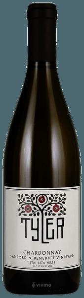 Tyler Sanford & Benedict Vineyard Chardonnay 2017 (750 ml)