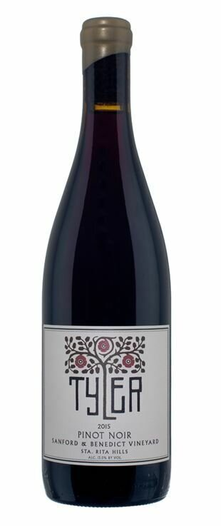 Tyler Sanford & Benedict Vineyard Pinot Noir Sta Rita Hills 2017 (750 ml)