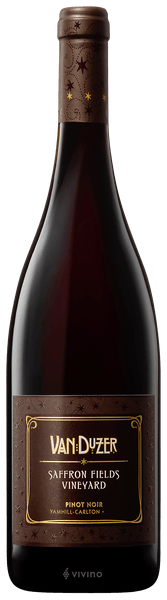 Van Duzer Saffron Fields Vineyard Pinot Noir 2014 (750 ml)