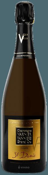 Varnier Fanniere Cuvee St-Denis Brut Champagne Grand Cru (750 ml)