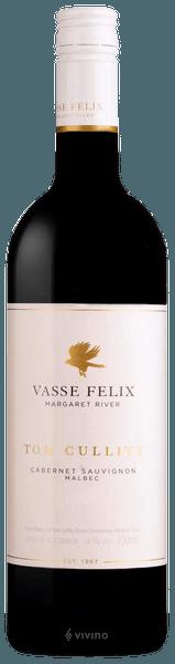Vasse Felix Tom Cullity Cabernet Sauvignon - Malbec 2015 (750 ml)