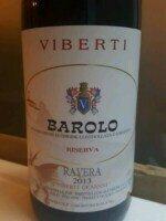 Viberti Giovanni Ravera Riserva Barolo 2013 (750 ml)