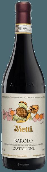 Vietti Castiglione Barolo 2017 (750 ml)