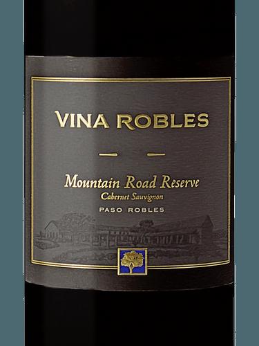 Vina Robles Mountain Road Reserve Cabernet Sauvignon Paso Robles 2015 (750 ml)