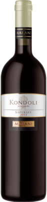 Telavi Wine Cellar Marani Kondoli Saperavi Kakheti Georgian Republic 2017 (750 ml)
