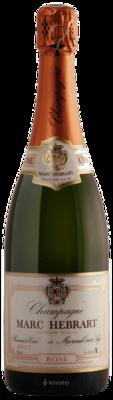 Marc Hebrart Brut Rose Champagne Premier Cru (750 ml)
