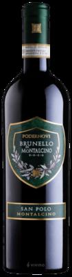 Poggio San Polo Podernovi Brunello di Montalcino 2015 (750 ml)