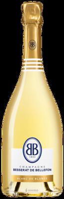 Besserat de Bellefon Champagne Brut Blanc de Blancs N.V. (750 ml)