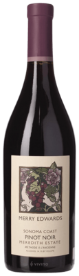 Merry Edwards Meredith Estate Pinot Noir Russian River Valley 2017 (750 ml)