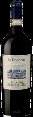 La Poderina Brunello di Montalcino 2016 (750 ml)