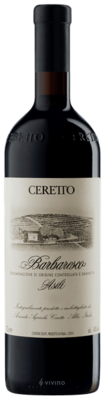 Ceretto Asili Barbaresco 2012 (750 ml)