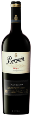 Beronia Rioja Gran Reserva 2010 (750 ml)
