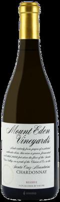 Mount Eden Vineyards Reserve Chardonnay 2015 (750 ml)
