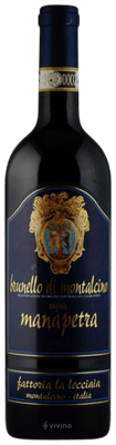 La Lecciaia Manapetra Brunello di Montalcino 2015 (750 ml)