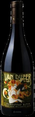 Van Duzer Homestead Block Pinot Noir Willamette Valley 2015 (750 ml)