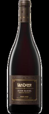 Van Duzer Dijon Blocks Pinot Noir Willamette Valley 2017 (750 ml)